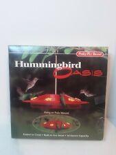 New in Box Perky Pet 221 Hummingbird Oasis 16-Ounce Hummingbird Feeder