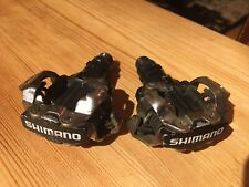 Shimano PD-M520 mtb clipless pedals