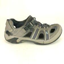 Teva Mens Size 8 Grey Fisherman Sport Hiking Shocpad Walking Sandal