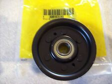 John Deere 110 112 210 212 214 216 PTO Belt Tensioner Idler Pulley AM103480