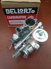 CARBURATORE DELL'ORTO SI 583 VESPA PX PE 200 CON MIX MISCELATORE 24 24 ORIGINALE
