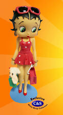 """Betty Boop NEW - I Love Shopping - 4"""" - limited edition of 500 (9076)"""