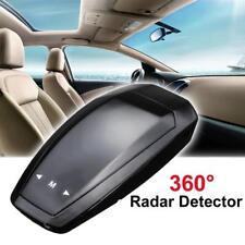 Full Band 360° Car Vehicle Anti Radar Detectors Laser Led Display Voice Alert