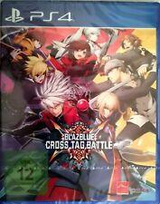 Blazblue - Cross Tag Battle - Sony PlayStation 4 PS4