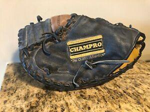 Champro Wind-Up Men/'s Baseball//Softball Rembourré coulissant court-Blanc-Medium