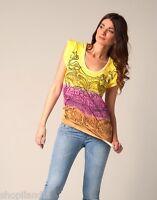 CAMISETA DE MUJER LOIS TALLA M - Lois Women's T-Shirt - Maglietta Lois Donna