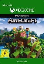 Xbox One - Minecraft Vollversion Spiel Key Digital Download Code  [EU] [DE]