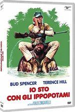 Dvd Io Sto con gli Ippopotami - (1979) Bud Spencer Terence Hill ......NUOVO