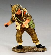 KING & COUNTRY D DAY DD120 CANADIAN 3RD INFANTRY DIVISION GRENADIER MIB