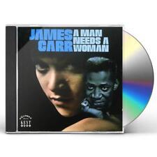 James Carr - a Man Needs a Woman Nuevo CD