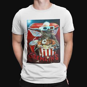 Gremlins T-Shirt - Retro - Film - TV - Movie  -80s - Cool - Gift - Actio