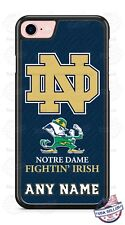 Notre Dame College Football Logo Customize Phone Case Cover For iPhone Samsung