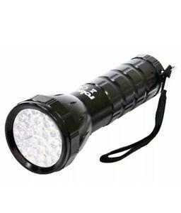 Rolson 61671 28 LED Aluminium Torch UK