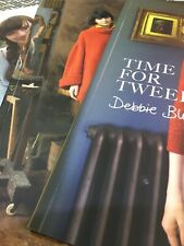 3 x Debbie Bliss Knitting Pattern Books: Time for Tweed, Mia, Charleston Collect