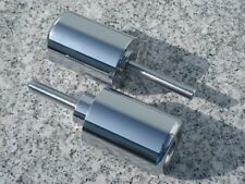 1999-2002 Yamaha YZF R6 CHROME FRAME SLIDERS