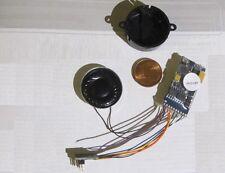 ESU 55400 LokSound H0 V4.0 DCC/MOT PluX12 am Kabel+Lautspr.+ Wunschsound NEU OVP