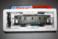 Roco 44830 2-Achser Personenzug-Gepäckwagen LPw DB Spur H0 OVP