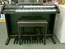 More details for roland at-15 atelier organ with stool - collection chesterfield s41
