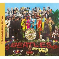THE BEATLES SGT PEPPER'S LONELY HEARTS CLUB 2017 REMASTER 2 CD DIGIPAK NEW