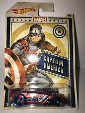 Hot Wheels 2019 Marvel Captain America ROGUE HOG 3/6