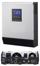 Solar Wechselrichter 2.4KW 3000VA PV Energiespeicher Stromspeicher Ladegerät 70A