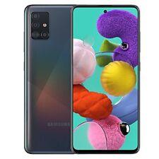 Samsung Galaxy A51 A515F-DSN 6Go Ram 128Go Rom Dual Sim - Noir