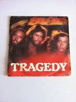 "BEE GEES - TRAGEDY + UNTIL - SINGLE 7""  1978 SPANISH EDITION"