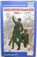 Trumpeter 1:35 Military Figures No 00404 Panzer Division (Poland 1939) Part 1