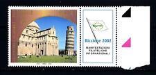 ITALY - ITALIA REP. - 2002 - Patrimonio mondiale UNESCO 0,41€ Pisa P.zza Miracol