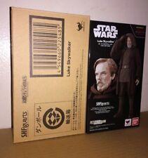 Bandai Tamashii SH Figuarts Star Wars Luke Skywalker the Last Jedi