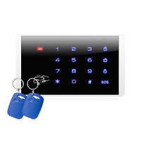K16 433MHz Clavier Déporté Sans Fil Pour Alarme de Maison - Clavier Externe RFID