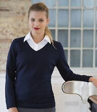 Acrylic Long Sleeve Thin Knit Jumpers & Cardigans for Women