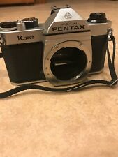 pentax k1000 Camera body With Manual