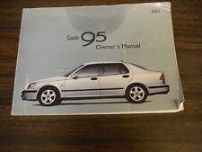 9 5 in car manuals literature ebay rh ebay ie Saab Owner's Manual 2001 saab 9-5 service manual pdf