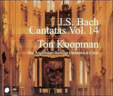 Bach: Complete Cantatas, Vol. 14, New Music