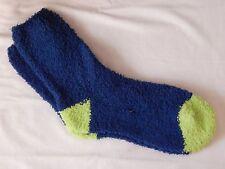 Socks Multi-Color Super Fluffy Warm Cozy Fuzzy, Crew Size: 9-11