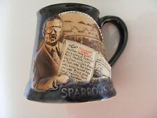 More details for gt. yarmouth 1988 ltd  edition  sparrow's nest  lowestoft 202 of 500 pottery mug