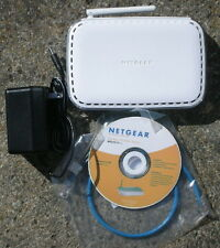 Netgear WGR614 V8 DD-WRT Wireless broadband Repeater Bridge range extender WIFI