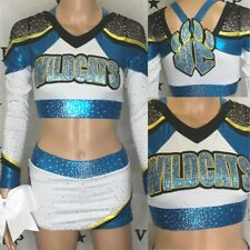 Cheerleading Uniform Allstars Wildcats Adult XS
