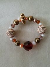 Beaded Stretch Bracelet New Lilah Ann Beads