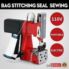 Electric Bag Sewing Machine Sealing Machines Industrial 100W Sack Closer POPULAR