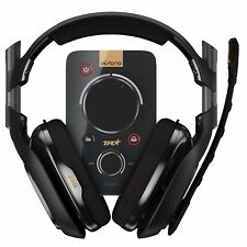 Astro A40 Headset + MixAmp Pro TR for PlayStation 4 and Windows - Open box