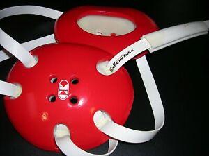 Cliff Keen Signature 4-Strap Wrestling Headgear E58 Scarlet (Red)