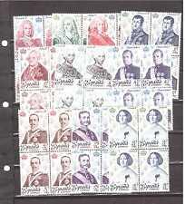 EDIFIL 2496/05 Reyes de España. Casa de Borbón BLOQUE CUATRO AÑO 1978 SPAIN