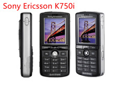 Original Unlokced Sony Ericsson k750 Mobile Phone 2G Bluetooth 2.0 MP Camera FM