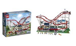 Lego 10261 Creator Expert Roller Coaster Brand New Sealed