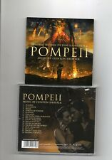Pompeii - Original Movie Soundtrack - Clinton Shorter (CD 2014)