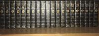 THE HARVARD CLASSICS! 1917 First Edition SHELF FICTION! complete Set Good Condit