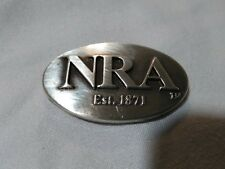 Nra National Rifle Association Concho with Screws