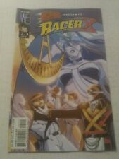 Speed Racer Present Racer X #2 November 2000 Wildstorm DC Comics Yune Chen